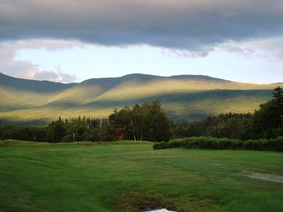 Bretton Woods, Nueva Hampshire: The view