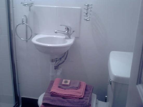 Phoenix B&B: Ensuite Bathroom