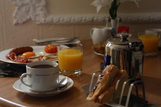 Phoenix B&B: Irish Cooked Breakfast