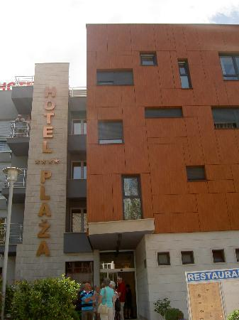 Hotel Plaza Omis: Hotel Plaza, Omis
