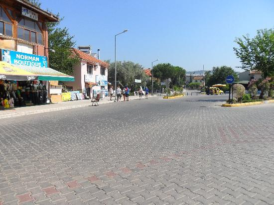 Litera Fethiye Relax Hotel: Hisaronu