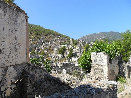 Litera Fethiye Relax Hotel: Ghost town