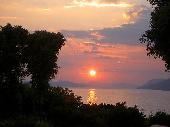 Valamar Argosy Hotel: sunset