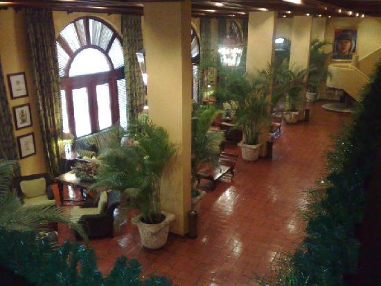 Hotel Santo Domingo: Lobby