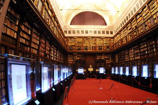 Амброзианская библиотека и пинакотека