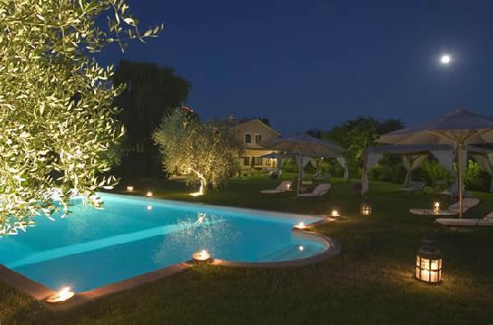 Таламоне, Италия: La Splendida piscina