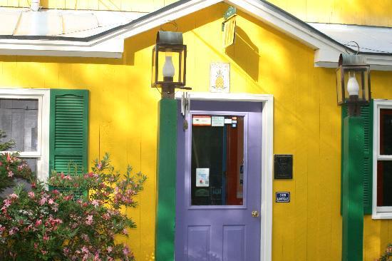 Woodstocker Inn: Welcoming brightness