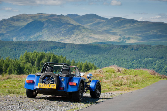 ‪Highland Caterham Hire‬