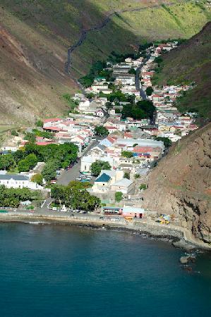 St Helena, Ascension and Tristan da Cunha: Jamestown