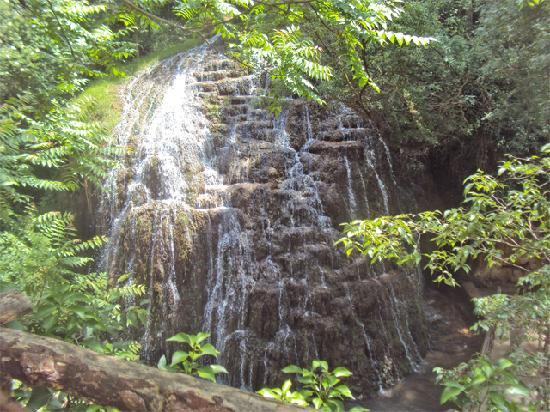 Hotel Monasterio de Piedra & Spa: Salto de agua