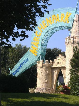 Familypark: Eingang