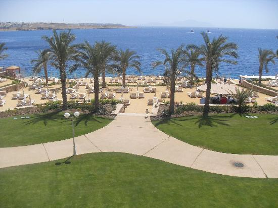 Stella Di Mare Beach Hotel & Spa : View of one of beaches