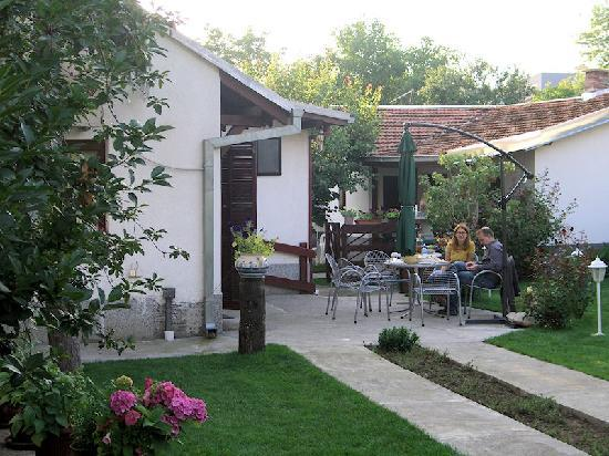 The Garden Hostel: A relaxing atmosphere