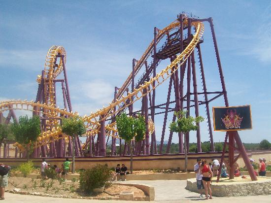 Port Fiesta Park: terra mitika
