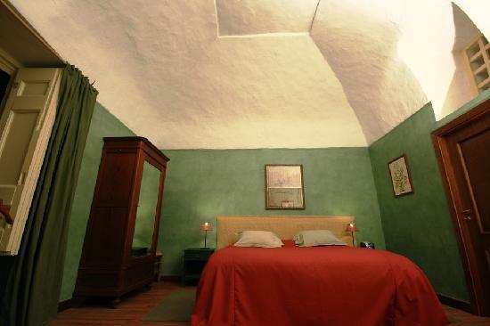 B&B Villa Castelcicala: suite donna giustina
