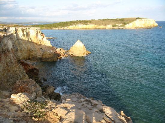 Blick vom Cabo Rojo