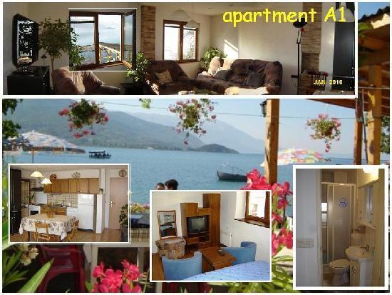 Apartments Rosana: Apartment A1