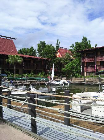 Disney's Polynesian Village Resort: Marina