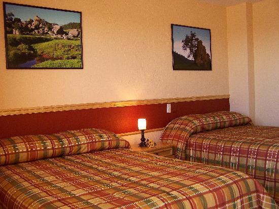 Hotel Posada Vista Bonita: HABITACIÓN PARA 2 O 4 PERSONAS
