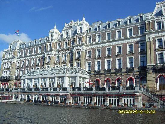 The Amstel Hotel Picture Of Amsterdam North Holland