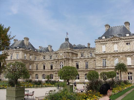 Paris, France: Luxembourg Palace