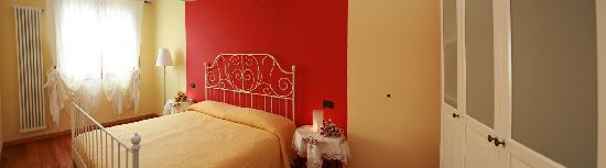 Casa Roberta: La camera da letto