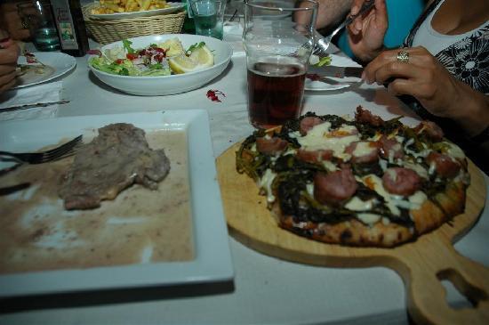 La Fazenda RistoPizza : crostiny lucifer