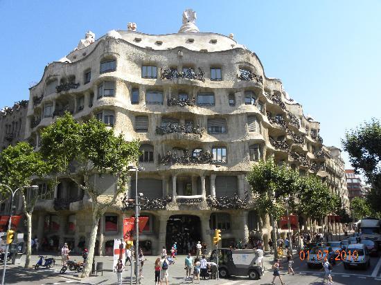 Barcelona, Spain: Gaudi's museum
