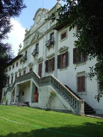 Villa  Vistarenni: villa