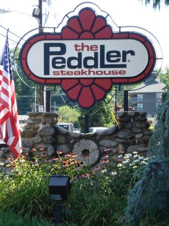 The Peddler Steakhouse: The Peddler, Gatlinburg, TN