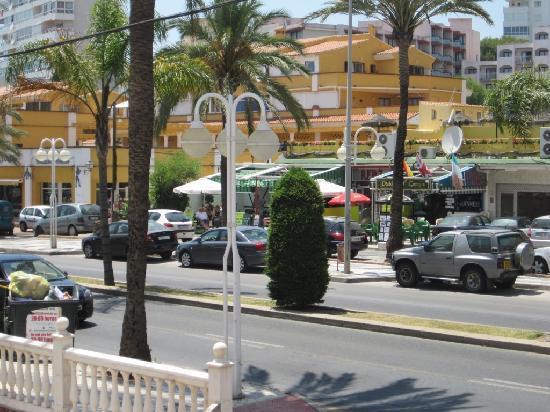 Hotel Villasol: View from terrace