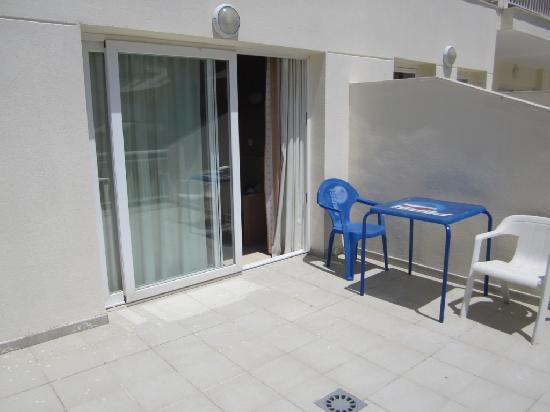 MedPlaya Hotel Villasol: terrace