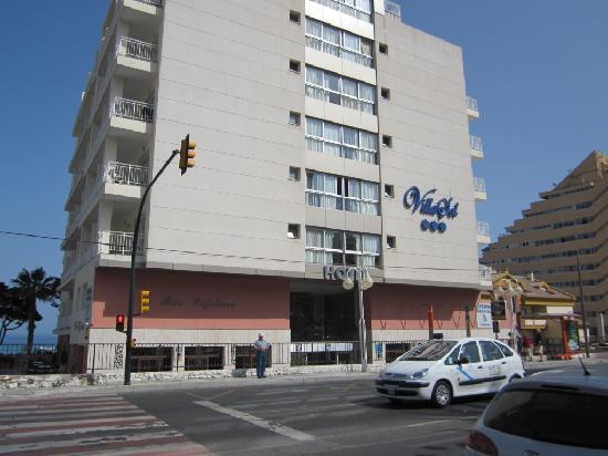 MedPlaya Hotel Villasol: The Hotel