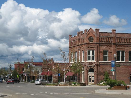Main Street, Joseph