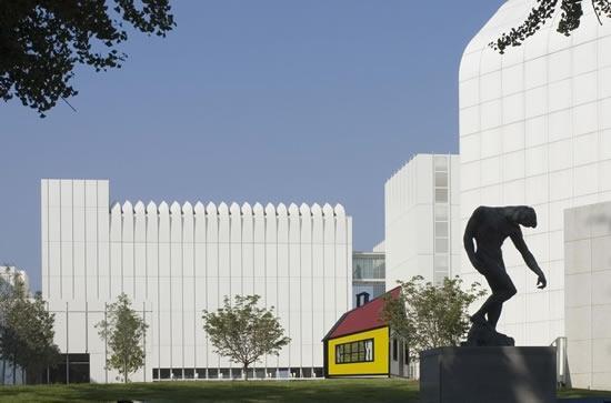 The Woodruff Arts Center