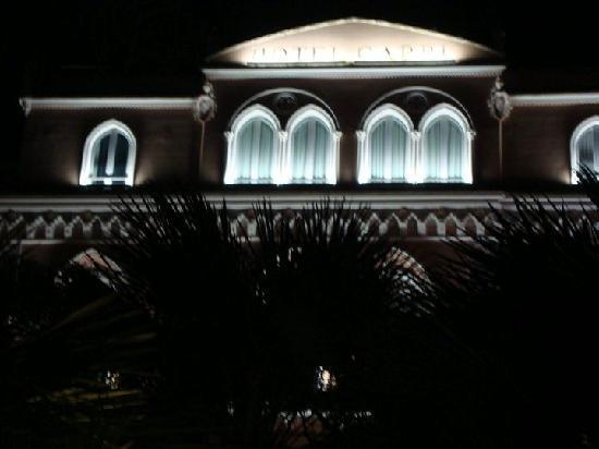 Hotel Capri : Veduta esterna