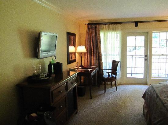 The Lodge at Woodloch : Room