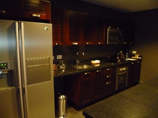 Los Altos Beach Resort & Spa: Kitchen