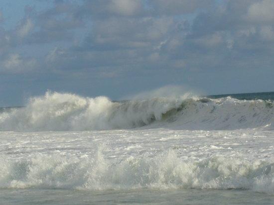 Hotel Paraiso Escondido: El paraíso de los surfistas