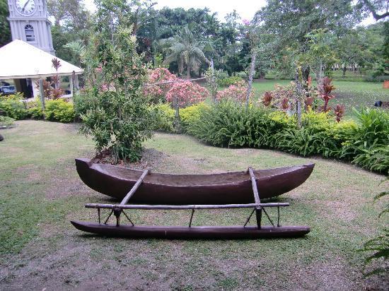 Suva, Fiyi: ミュージアム前