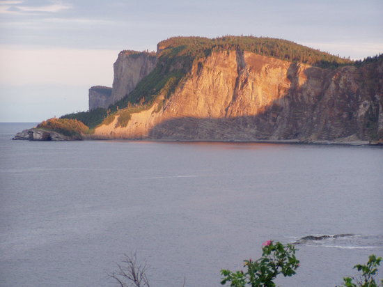‪‪Gaspesie Region‬, كندا: Tip of the Appalachian Trail at Cap Bon Ami‬
