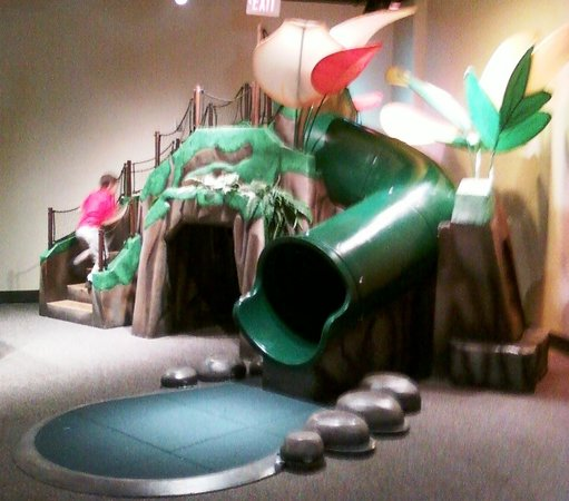 McWane Science Center: One play area