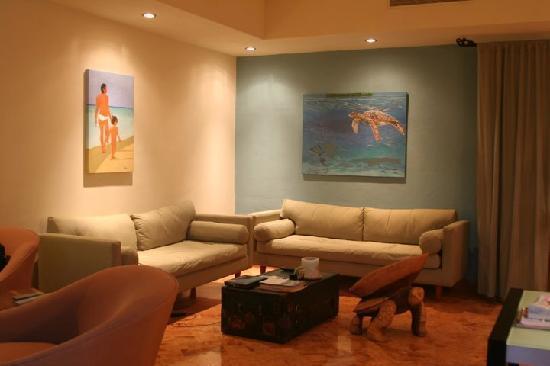 Porto Playa Condo Hotel & Beachclub: livingroom