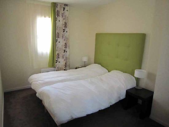 Meteor Val de Loire Resort : Bedroom
