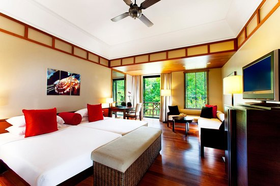 The Andaman, A Luxury Collection Resort: Deluxe Rainforest