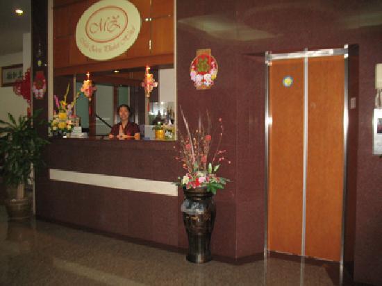 Mei Zhou Phuket: reception