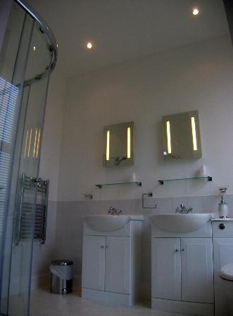 Room 6 En-Suite Larger Shower His & Hers Vanity Sinks