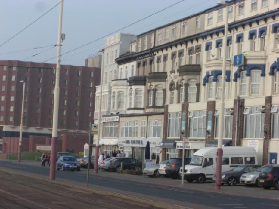 Blackpool Stag Hotels