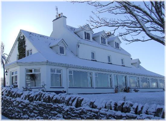 Winter Wonderland at Castle Murray House Hotel & Restaurant