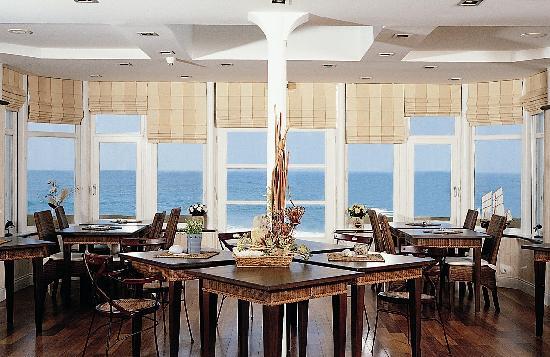 Hotel Beaufort : salon/ salle petit déjeuner